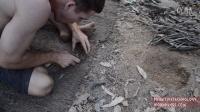 「10月份更新」澳洲小哥原始技术徒手建造荒野求生系列