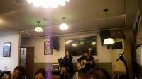 161007FRI 吉他弹唱 伴唱 伴奏 小新 南京 上海路77号 蓝澳西餐厅 (8)