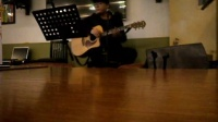 161007FRI 吉他弹唱 伴唱 伴奏 小新 南京 上海路77号 蓝澳西餐厅 (1)
