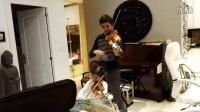 YY五岁半和老师合奏莫扎特12首K496a Nr.2 Menuetto.allegretto