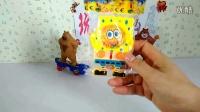 玩具动画屋:小玩具分享、熊出没和海绵宝宝 13