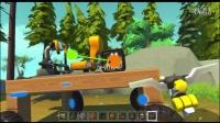 GYW预言《废品机械师》搞笑实况P1:胖大锤的造车之旅准备开启