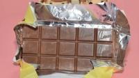 俄罗斯进口巧克力大头娃娃原味原香 巧克力 零食食品 礼品 满