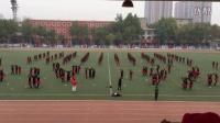 彩排(团体水兵舞)200人方阵 西安春子赤兔马张玉龙水兵舞团