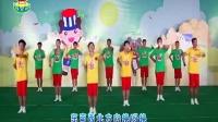 幼儿园最新元旦舞蹈视频(爱上幼儿园)