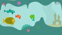【肉肉】赛哥迷你小游戏 海洋冒险 小鱼海洋玩游戏