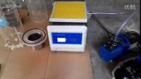 FD-1冻干机操作视频 多岐管压盖型小型真空冷冻干燥机
