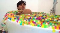 水晶寶寶泡澡挑戰(中文字幕)