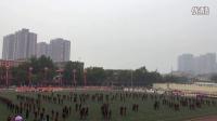 200人方阵(团体水兵舞)舞动全国、西安春子 赤兔马 张玉龙水兵舞强强联手