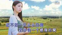 一朵云在蓝天飘过(王爱华)_  KTV
