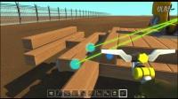 GYW预言《废品机械师》搞笑实况P3:制造荒漠屠夫  史诗级大鳄鱼 吊炸天双备胎越野车