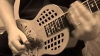 Parlor Resonator Guitar - Demo in open G and standard tuning!!