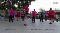 zhanghongaaa 现代简单动感 大众化四十步广场舞 原创