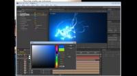 AE教程_AE基础光效制作与产品互动(下)