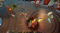 【老陈单机】BattleRite战斗仪式实况对决 我叫加尔鲁什地狱咆哮03 定级赛完毕显菜逼本质