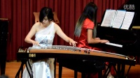 钢琴与古筝合奏《青花瓷》by Alice & Melinda