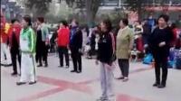 民间高手:双手梅花篆字+广场舞+葫芦丝=邯郸文化广场
