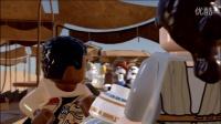乐高星球大战:原力觉醒04 第3章 尼马哨站 乐高积木玩具游戏