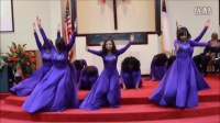 Anointed To Praise Dance Ministry Domestic Violence Tribute 'Free'_Full-HD