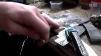 国外刀匠制刀 №3