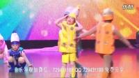 最新幼儿舞蹈《七彩画笔》好老师儿童舞蹈