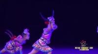 第八届小荷风采幼儿舞蹈大赛10《牛角尖尖》幼儿园成品舞蹈