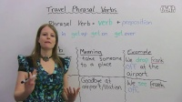 #33-Phrasal Verbs for TRAVEL- -drop off-, -get in-, -check out-...