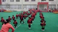 器械操-巩义市东区实验幼儿园中二班