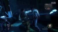 """《生化危机:浣熊市行动DLC》回声六号 第一关""""风暴之眼""""娱乐流程"""