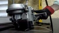 咬扣式鋼帶捆包機 A483【FROMM 富朗包裝】氣動打包機 鐵皮打包機 捆包機