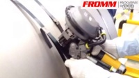 氣動式鋼帶打包機A480【FROMM富朗包裝】手提打包機 打帶機 包裝機 捆包機 自動打包機