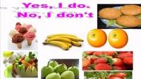 Do you like bananas_第一课时