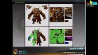 3D游戏建模系列之《第四弹绘制作,与真实材质的结合》