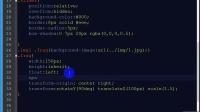 网页制作web前端开发 css轮播
