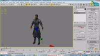 3D游戏建模系列之《第一弹黄蜂怪原画的分析模型》