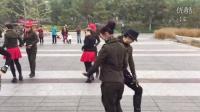 20161021二套(北京水兵舞)西安张玉龙水兵舞学习交流团队在金中都公园