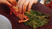 【大吃货爱美食】萌萌的肉姐教你超级下饭菜——炖泡菜 150806_标清