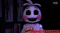 玩具熊的五夜后宫歌曲——Five Nights At Freddy's Song玩具熊的五夜后宫主题曲1