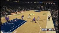[NBA2K15]坑爹赛程四连客--遛马 04期