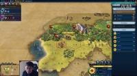 Civilization 6_ Deity Randomized - Episode 1 - Friends and Enemies