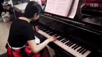 吴川星海琴行学生弹奏巴赫十二平均律赋格