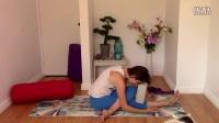 颈部阴瑜伽,肩膀和臀部- {60分钟阴瑜伽}