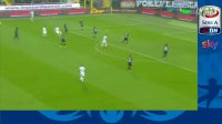 Atalanta Inter 2-1 Highlights