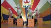 儿童舞蹈大全 幼儿舞蹈教学视频《超级大食神》屈老师