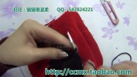 225--米奇外套--(2)正身织法  猫猫编织教程