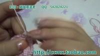 244--夏日吊带纱裙--(1) 猫猫编织教程