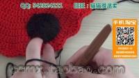 324-- 瓢虫套装  猫猫编织教程