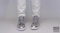 Air Jordan 1 Low Retro Pinnacle  Metallic Silver 上脚欣赏