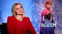 [中字] Frozen Interview With Kristen Bell