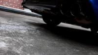 奥迪A4L 改装CENDE中尾段可变阀门排气 台湾森德排气